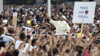 Thế giới nhìn từ Vatican 19 - 25/09/2014: Những hình ảnh đẹp trong chuyến tông du Albania