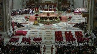 Thế giới nhìn từ Vatican 26/12 - 01/01/2015: Đầu Năm Mới tại Vatican