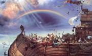 Con tàu Nô-e (Lụt đại hồng thủy)
