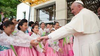 Thế giới nhìn từ Vatican 15-21/08/2014: Những hình ảnh đẹp trong chuyến tông du Đại Hàn của ĐTC
