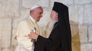 Tuyên bố chung của Đức Giáo Hoàng Phanxicô và Thượng Phụ Đại Kết Barthôlômêô I