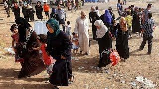 Thế giới nhìn từ Vatican 24-31/07/2014: Tình cảnh các tín hữu Kitô Iraq